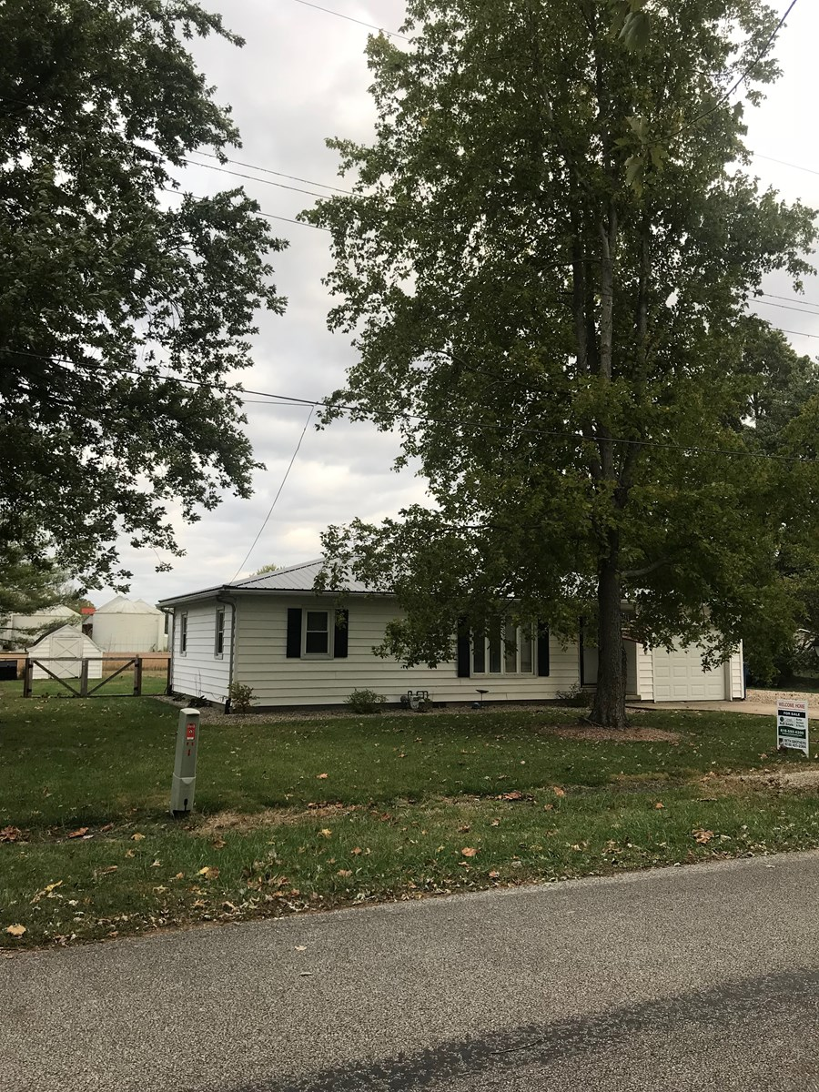 Nicely Updated, 2 Bedroom, 1 Bath Home, Hutsonville, IL