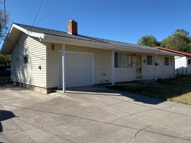 3 bed/1 bath Home For Sale In Alturas , Modoc Co.
