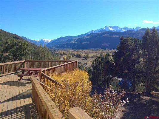 Three Story Home For Sale, Ridgway, Colorado