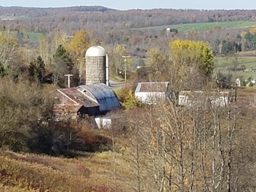 FARM, HUNTING    PLUS ENDLESS VIEWS OF UPSTATE N.Y.