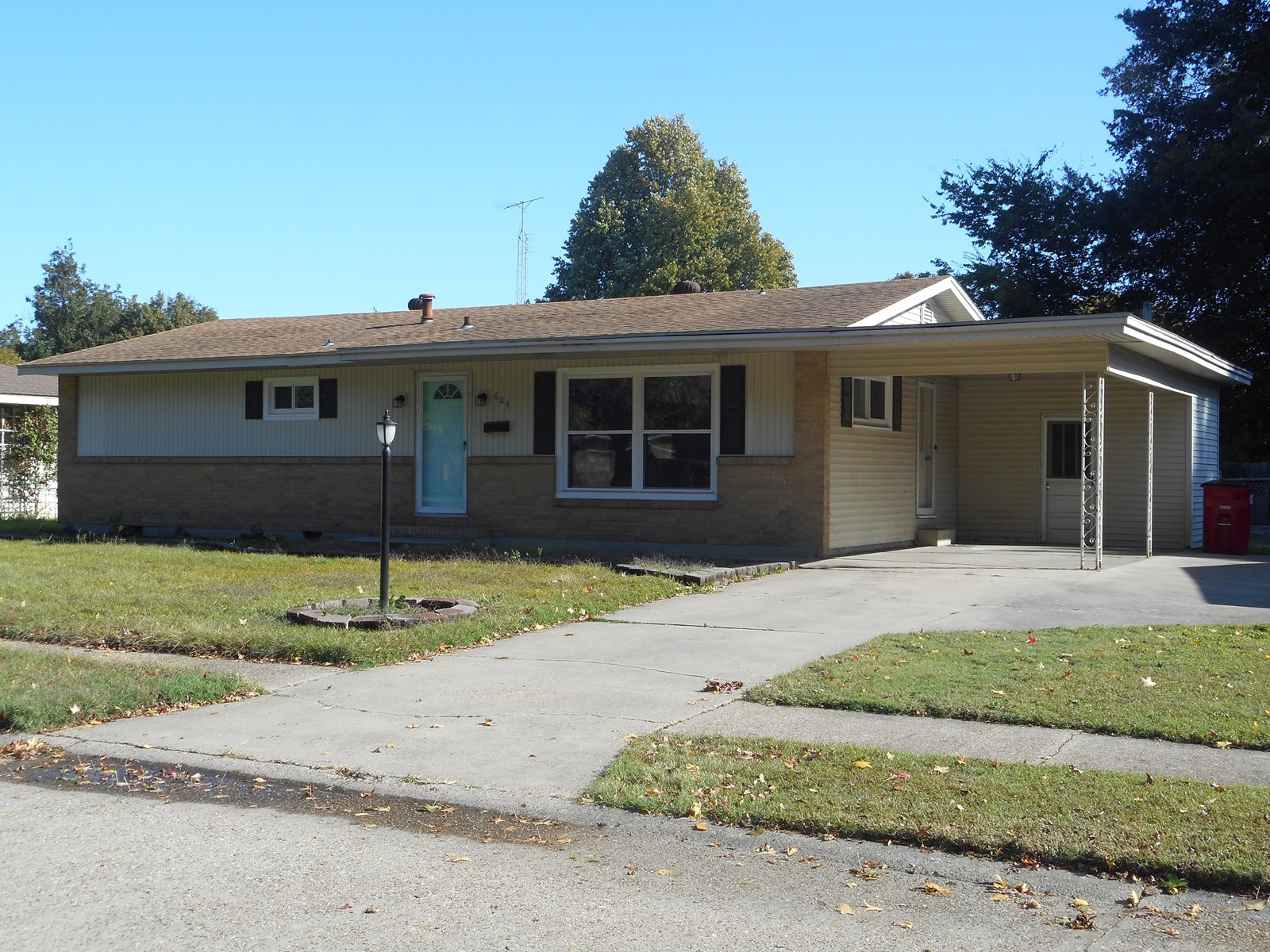 For Sale 3 BR, 2 Ba house in Sikeston, MO.