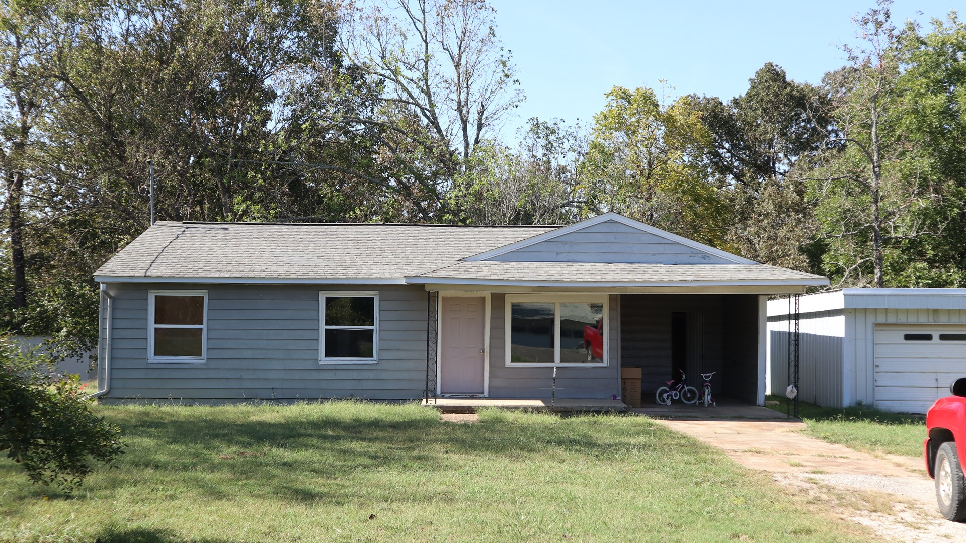 Ranch Style Home for Sale in Salem AR