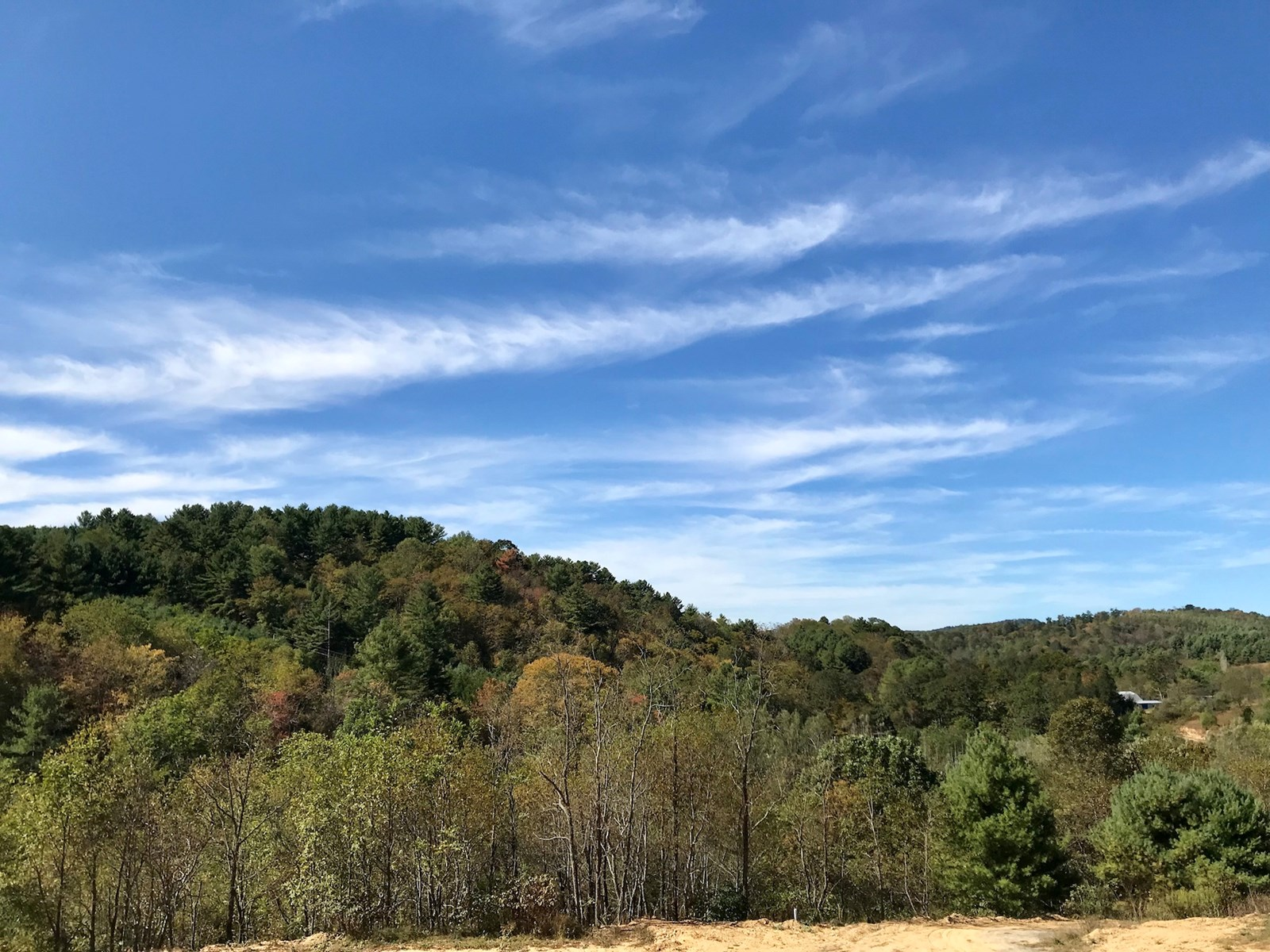 Land For Sale with Well and Septic in Floyd VA!
