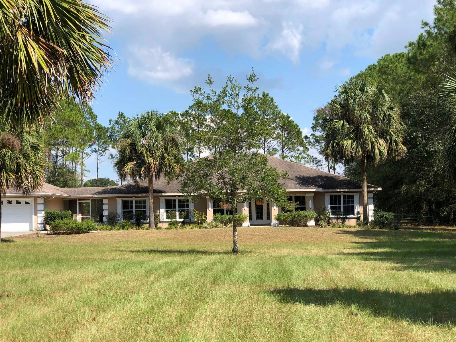 5BR/4BA 2,865 sq.' SPLIT PLAN home w/POOL on 2 ACRES