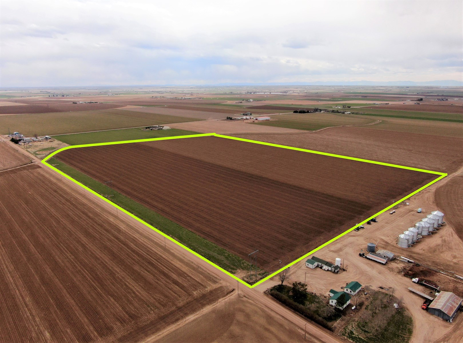 Land Auction in Colorado