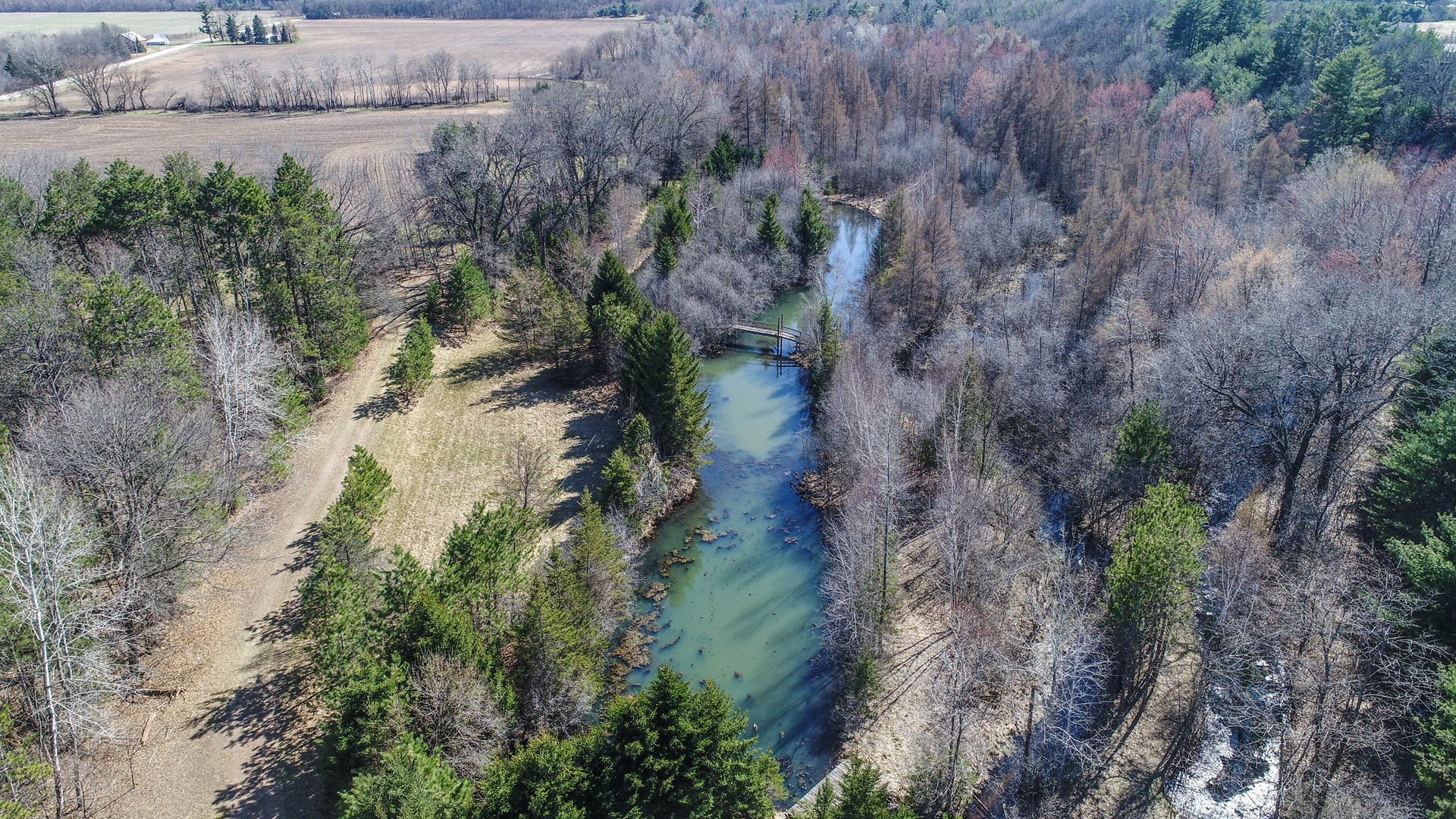 Recreation & Commercial Options With Private Pond, Waupaca