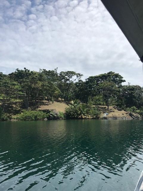 Ocean Vista Cayo Roldan SW Shepherd Island facing mainland