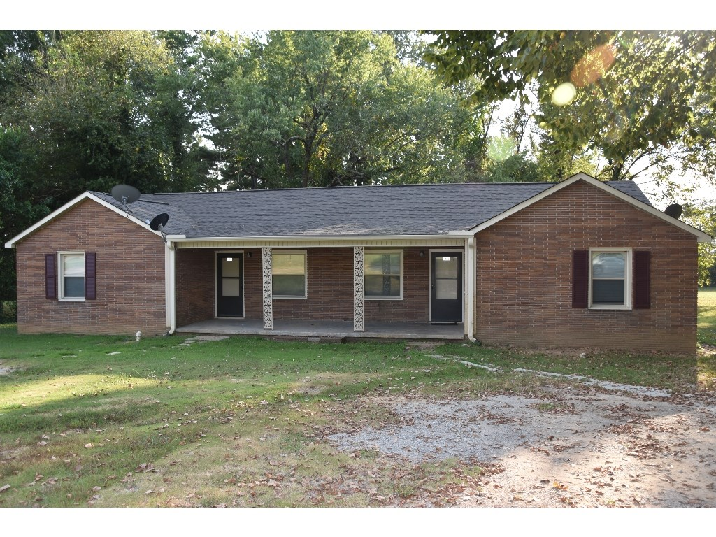 Brick Duplex for sale near Jackson TN Hospital, Travel Nurse