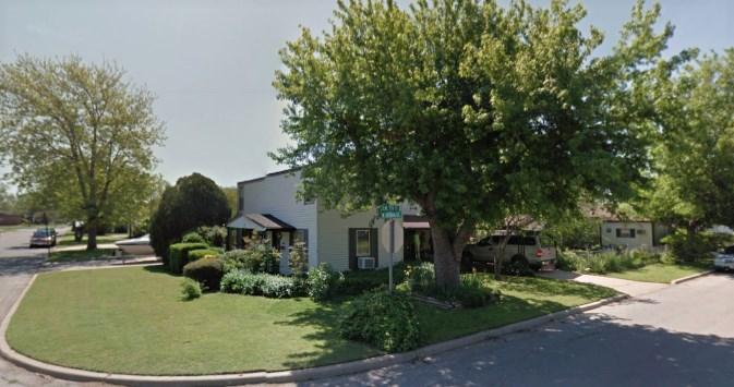 Rural Home, Small Town, Anadarko, Caddo, Shop, Oklahoma