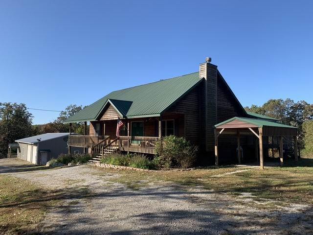 Incredible Country Home, Large Outbuilding, 48 Acres