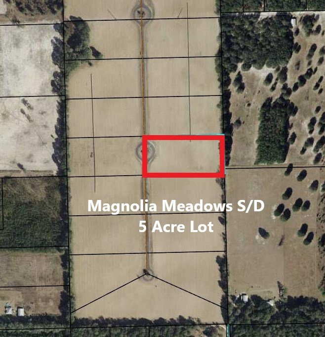 SUBDIVISION LOT FOR SALE - BELL GILCHRIST COUNTY FLORIDA