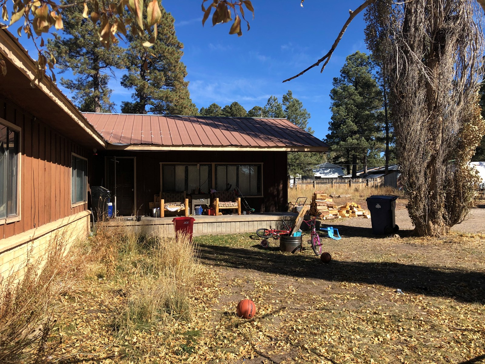 Home for sale in Chama NM minutes away from Cumbres Train