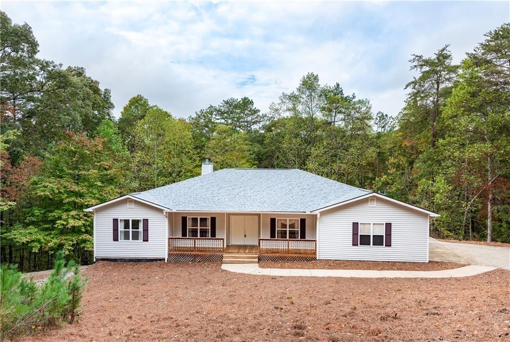 Creek front mountain home for sale, Jasper, GA, Pickens