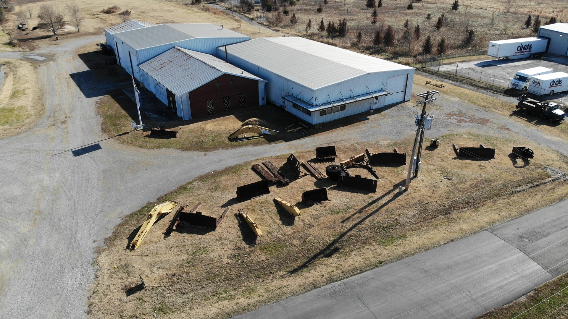 For Sale Industrial Manufacturing Facility, Sikeston MO