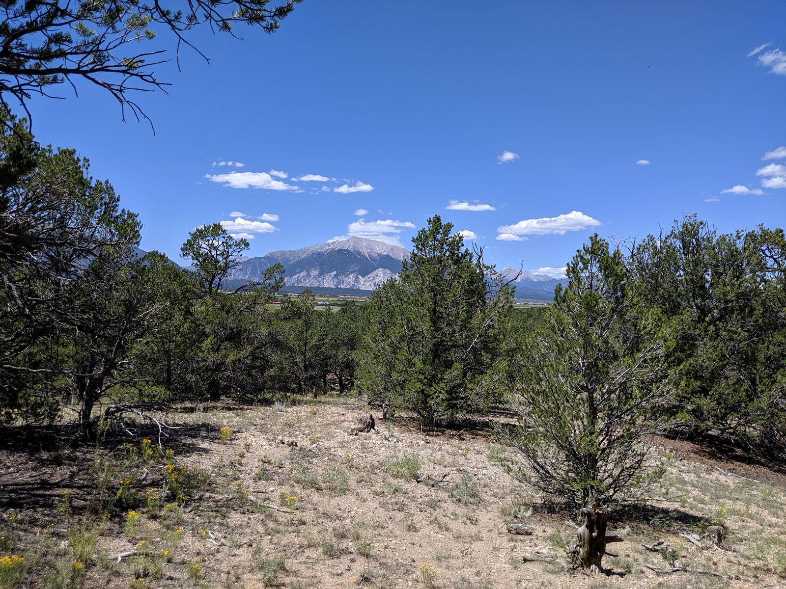 Trails Open Space Land Centerville Ranch Chaffee County CO