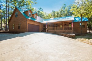COUNTRY HOME - HOLLY LAKE RANCH - EAST TEXAS -WOOD COUNTY