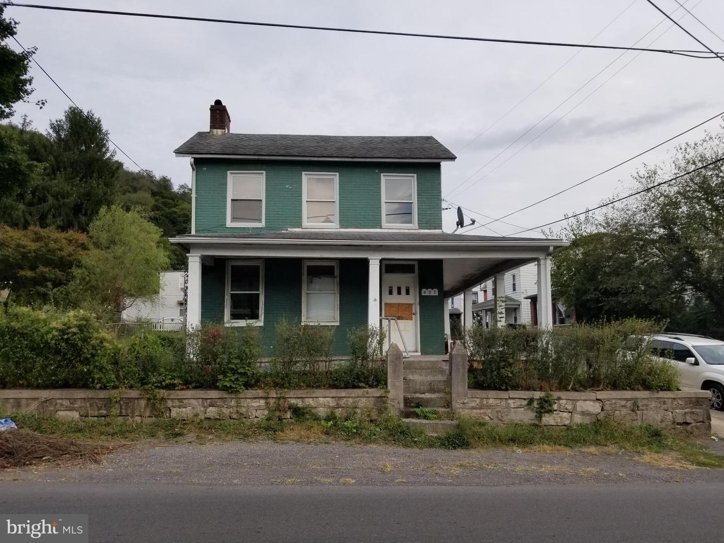 Cumberland MD Multi-Family Home