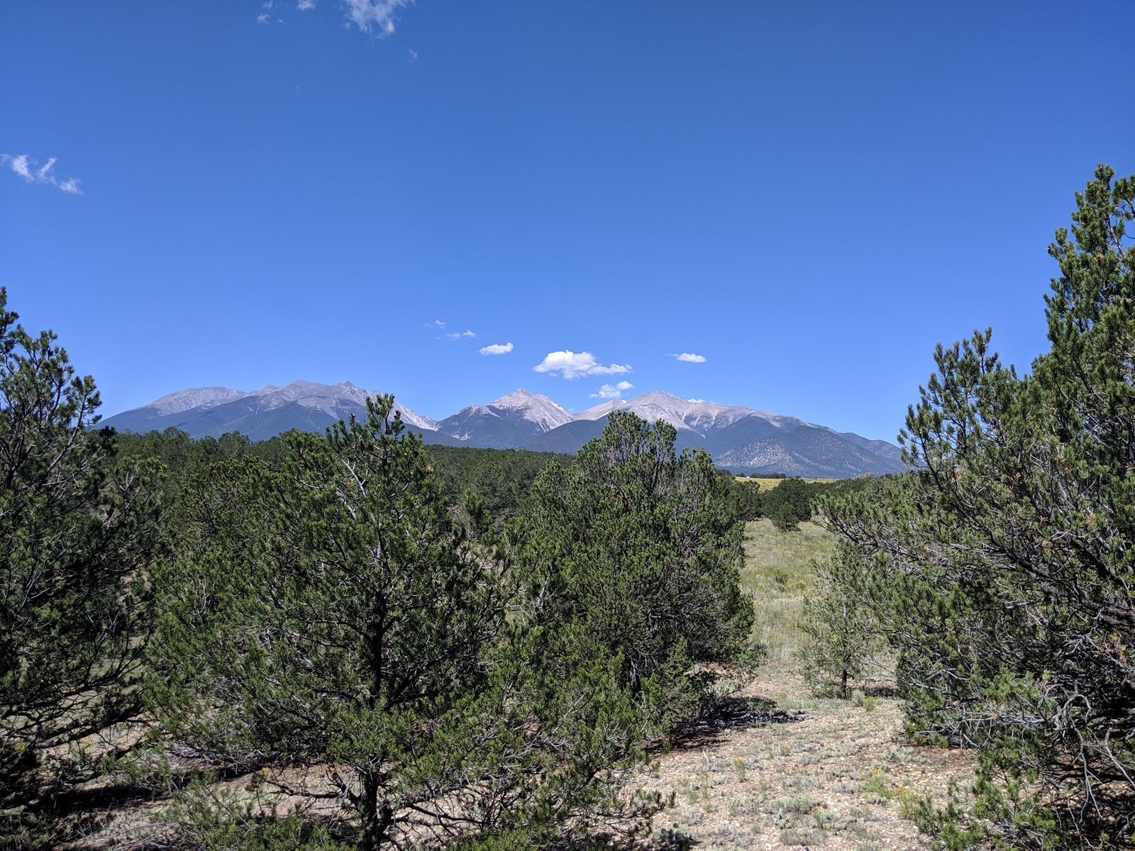 New Subdivision Centerville Ranch Wildlife Abound Colo Mtns