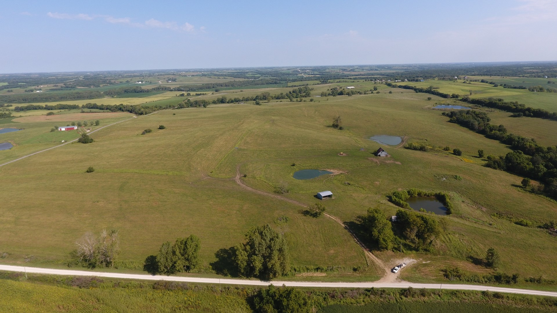 168 Acres for Sale in Grant City, MO
