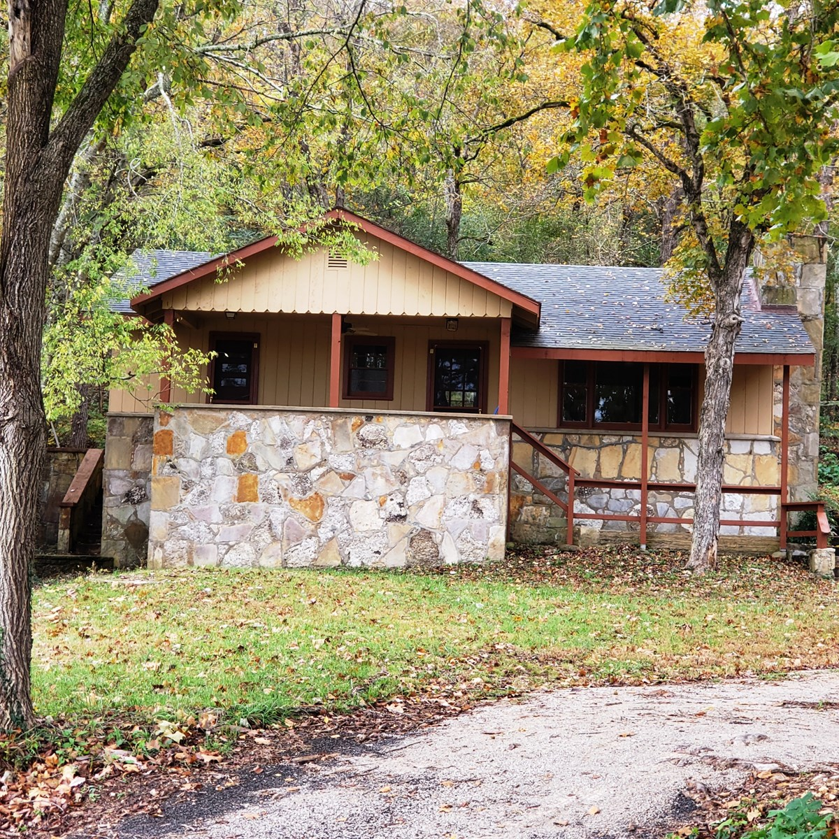 Quaint Cottage across from Spring River for sale in AR