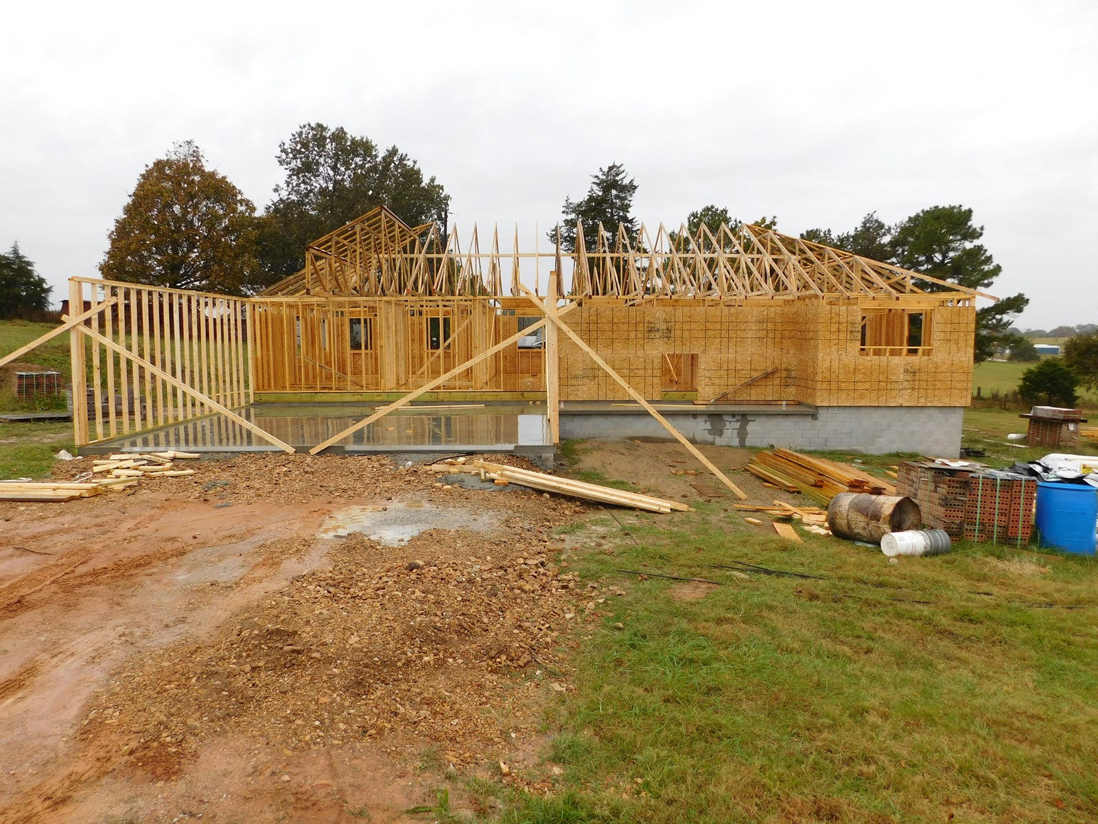 New Construction Home in the Ozarks for Sale