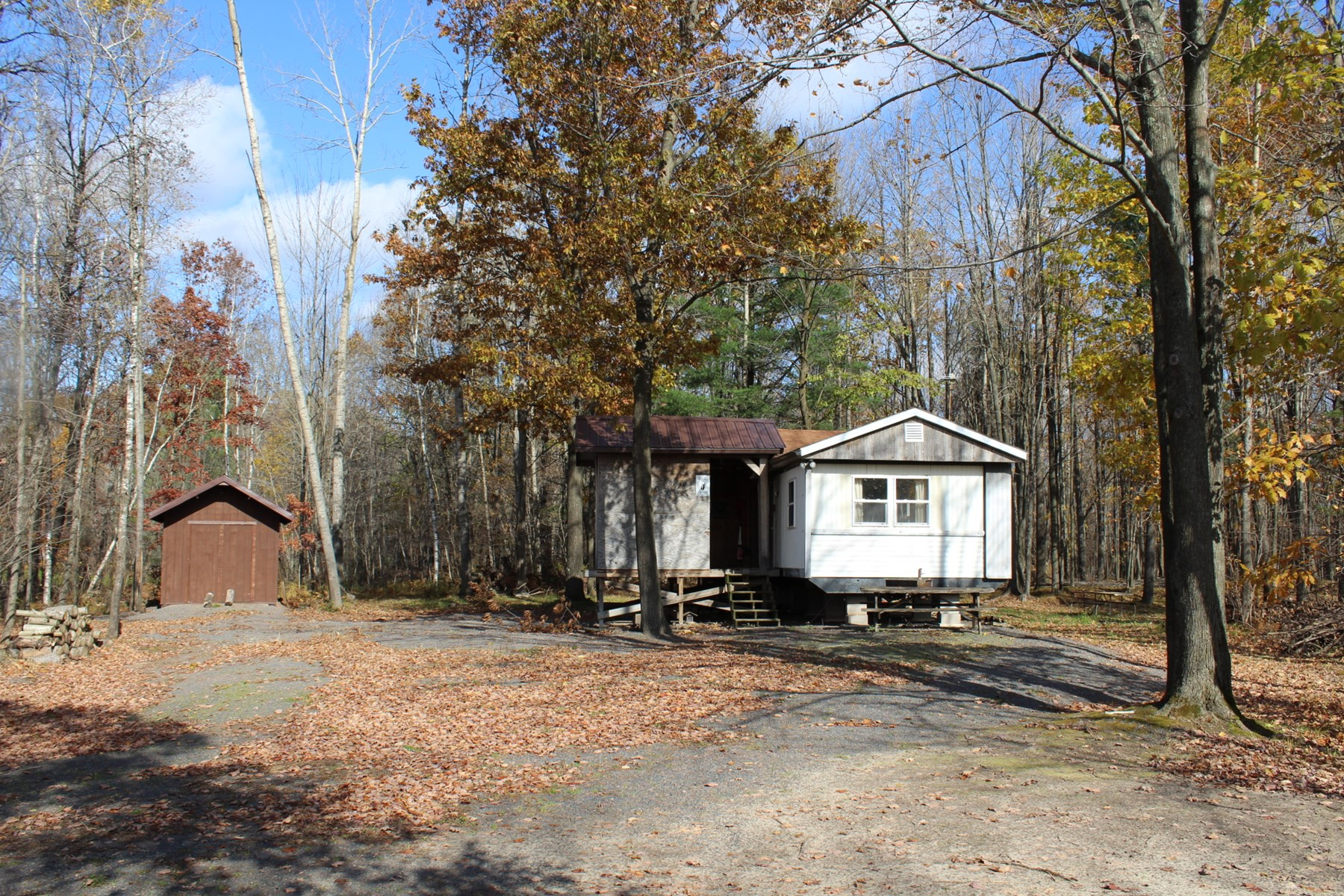 Affordable Turnkey Hunting Camp Clark County WI