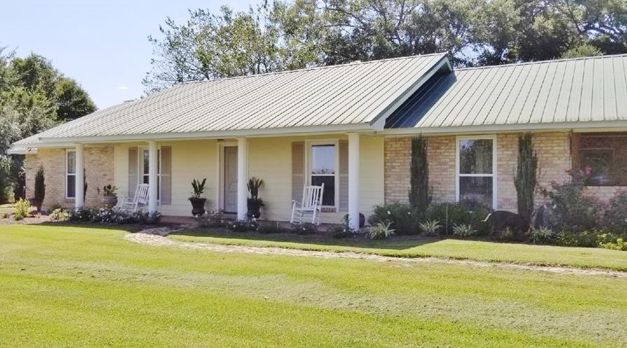 3 Bed/2.5 Bath Home for Sale 1.8 Acres Osyka, Pike Co, MS