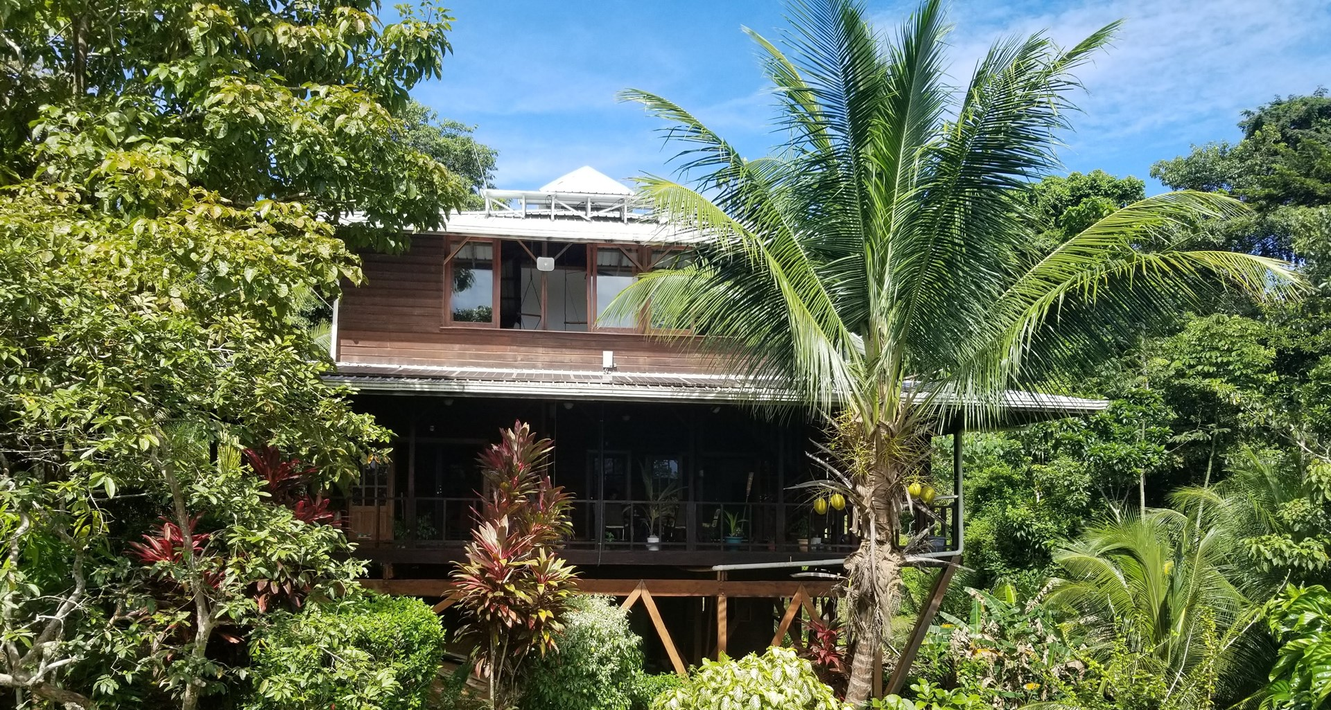 Caribbean Coastal Home  Bocas del Toro Panama Great views