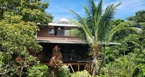 CARIBBEAN COASTAL HOME  BOCAS DEL TORO PANAMA GREAT VIEWS