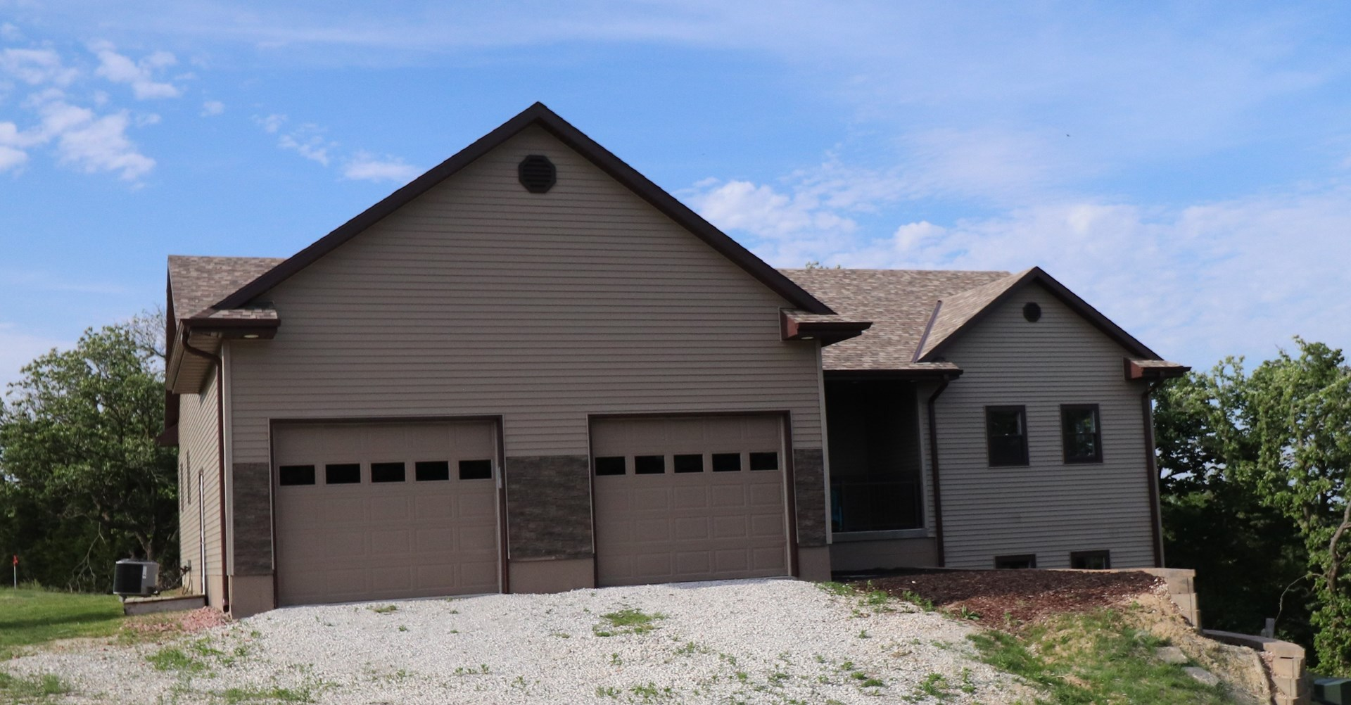 Home with Acreage For Sale, Woodbine, IA, Harrison Co.