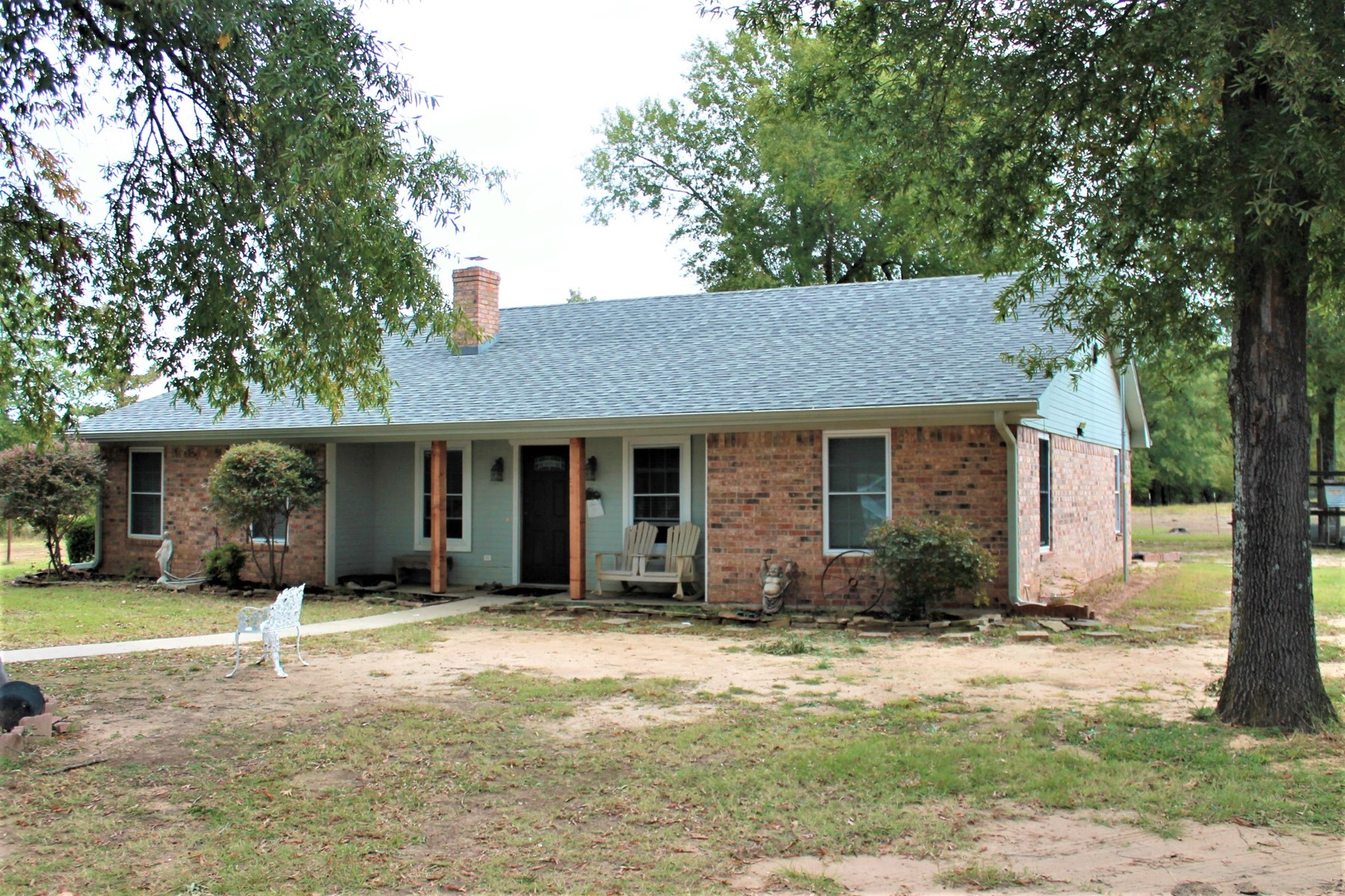 Country Home Equine Property For Sale Paris Texas