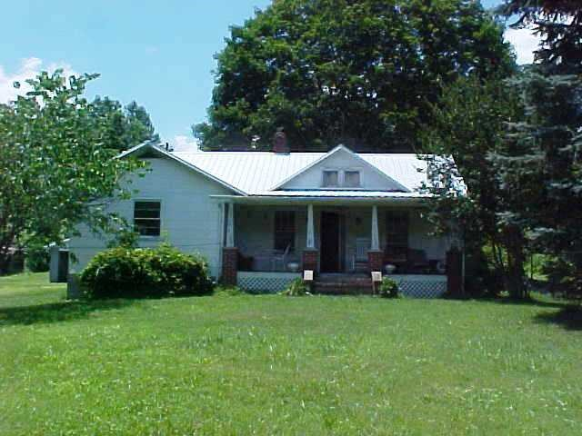 FARM HOUSE WITH 38.2  ACRES LOCATED IN PATRICK COUNTY, VA