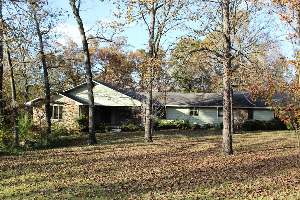 Home on over 1.5 acres for sale in Arkansas