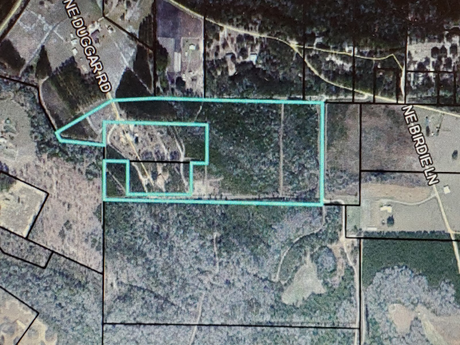 Nice land in Hosford FL near river and forest