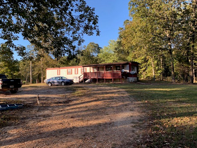 Country Home for sale, with 22 acres, north central Arkansas
