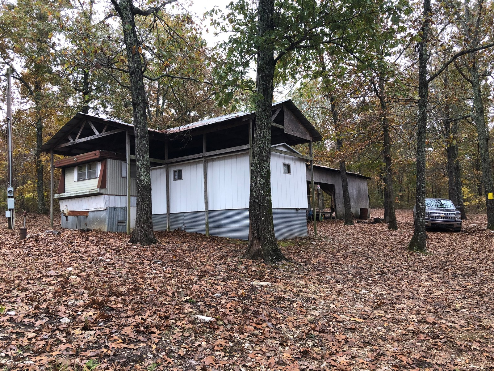 HUNTING PROPERTY IN RANDOLPH COUNTY, ARKANSAS