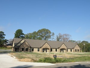 NEW OFFICE BUILDING WITH FOUR SUITES FOR SALE OR LEASE