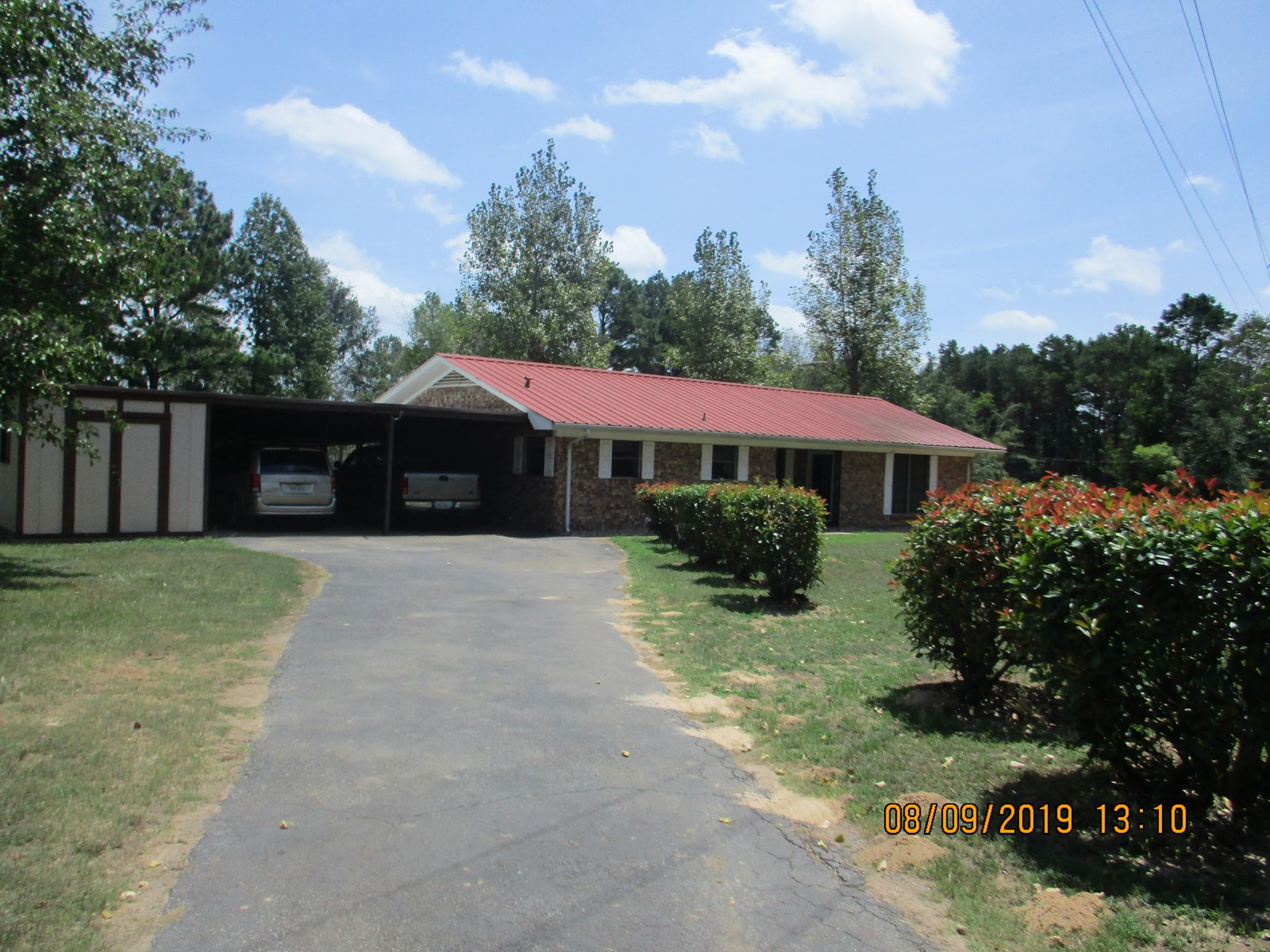 Rusk, TX, East Texas Country Home For Sale