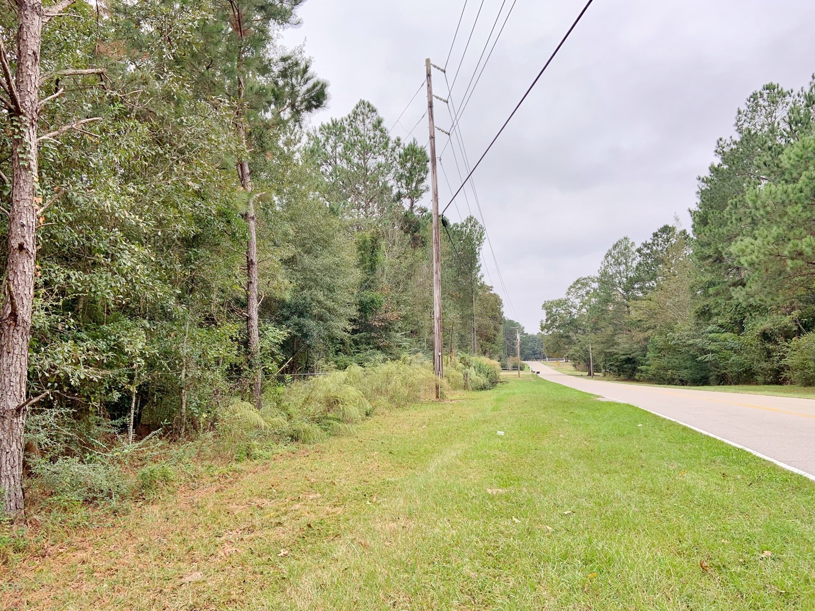 8.05 Acres Residential Development Land for Sale Petal, MS