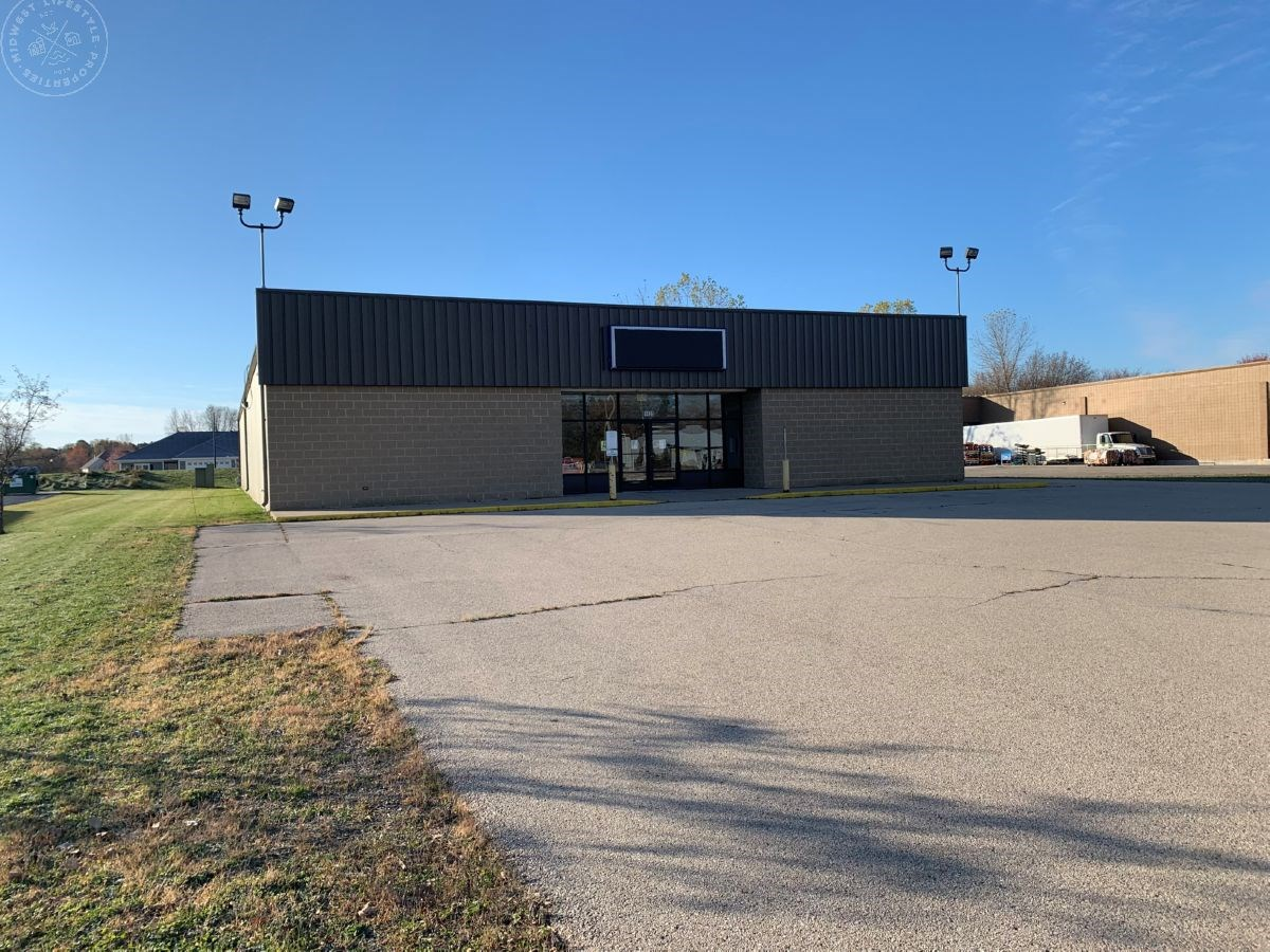 Marinette Wisconsin Commercial Real Estate Auction