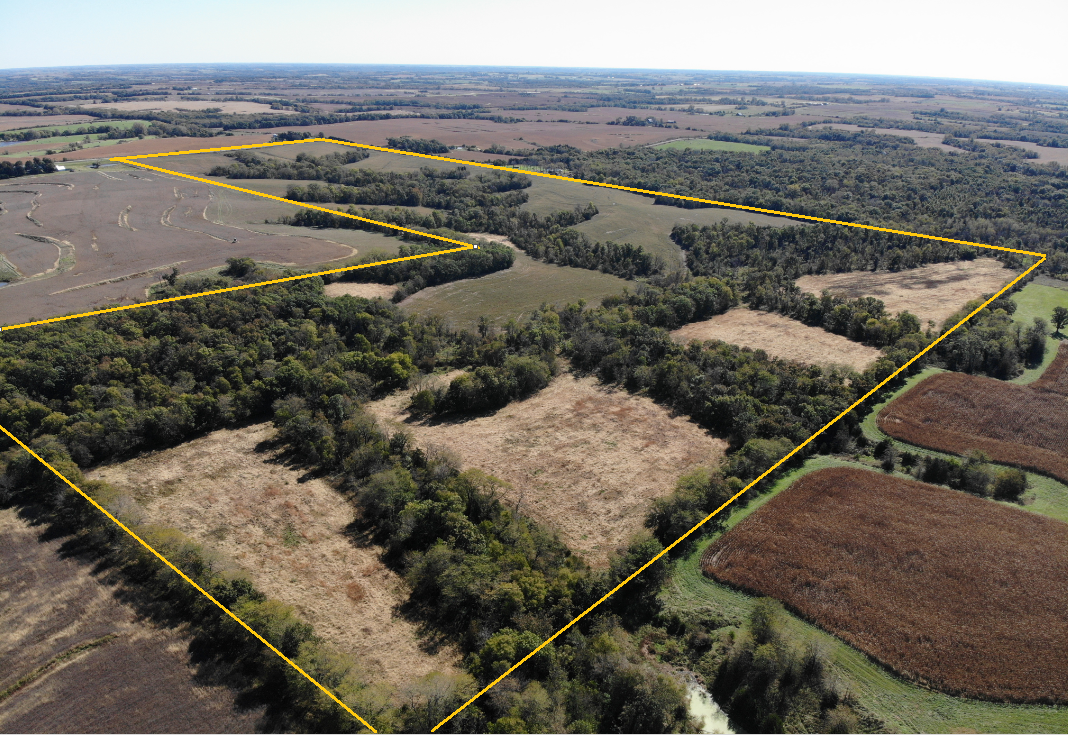Hunting Farm with Great Income For Sale in Taylor County IA