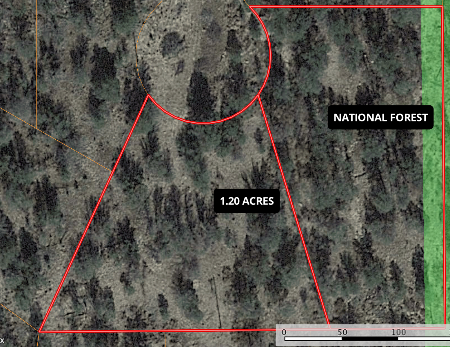 Lincoln National Forest NM Hunting Land For Sale