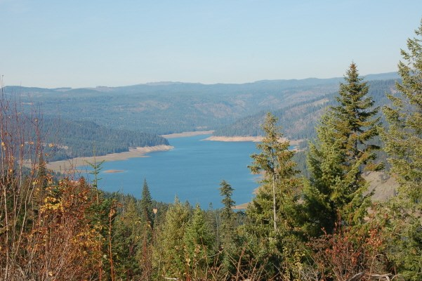 Orofino, ID Subdivision Wooded Property in Clearwater County