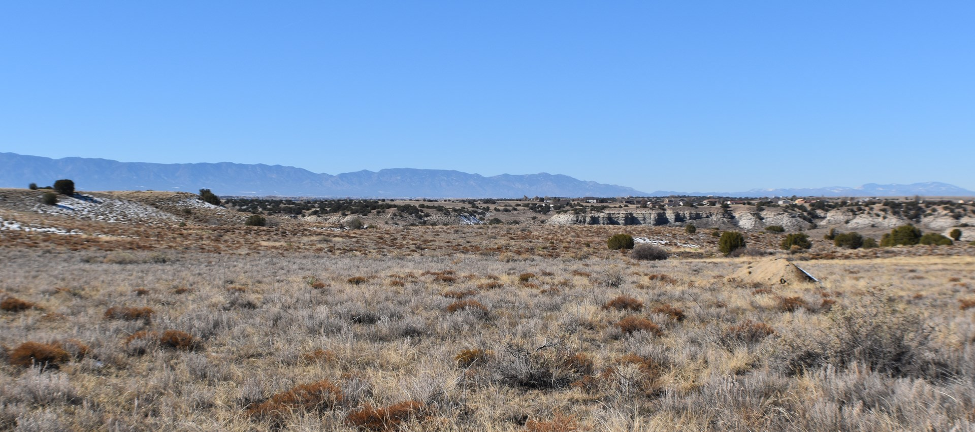 Land for Sale with Mountain Views in Pueblo West Colorado