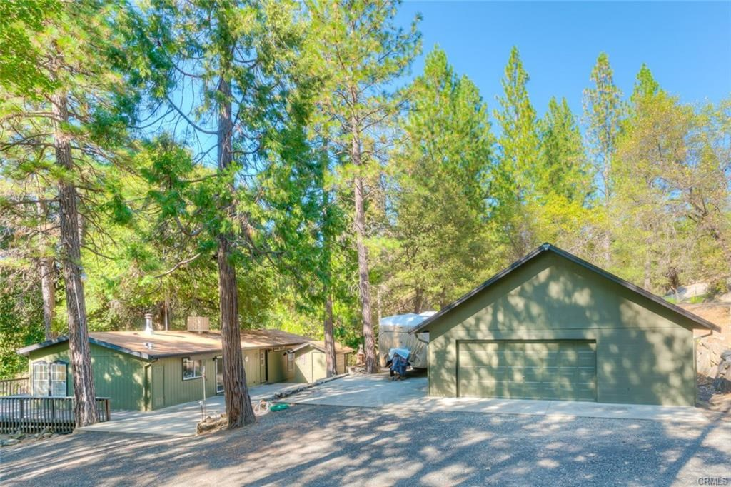Sierra Foothill Mountain Home For Sale Above Lake Oroville