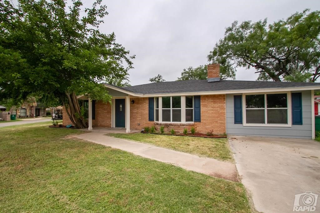 Home Near Lake Nasworthy in San Angelo, Texas