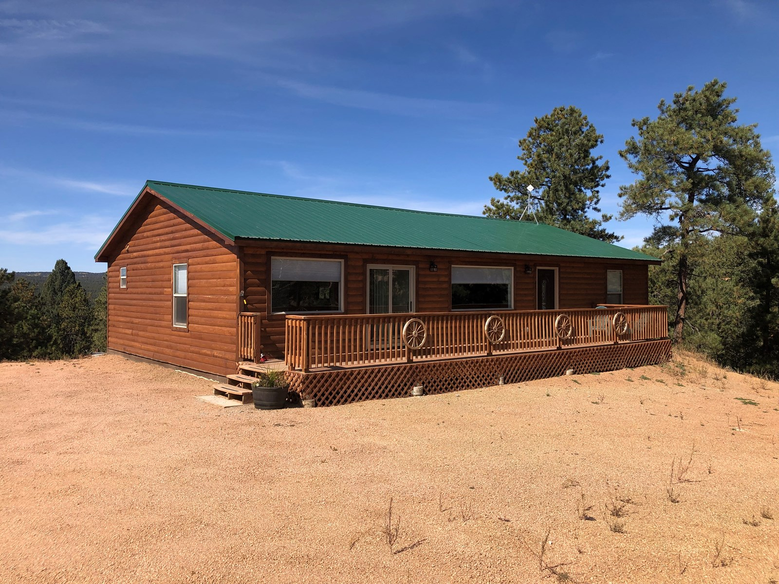 Beautiful Country Home with Pikes Peak Views!!!