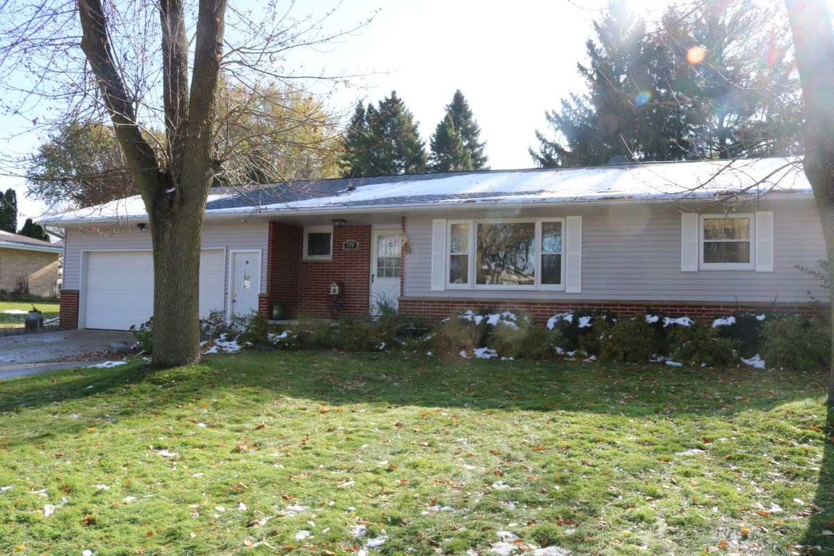 3 Bedroom Ranch Home Dodge County WI