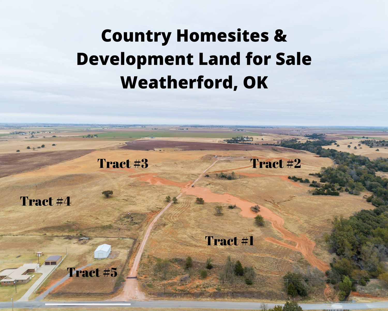 Country Home Sites & Development Land for Sale - Custer Co.