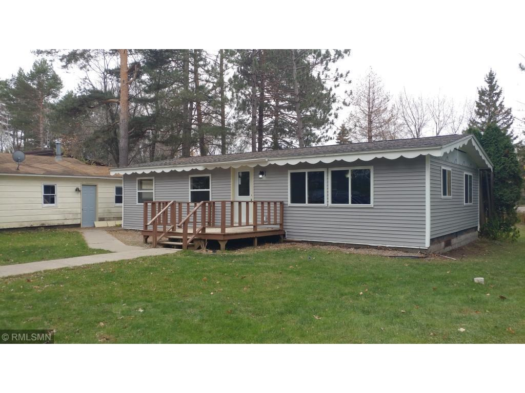 Updated, One Level Home For Sale in Town, Askov, MN